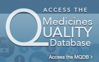 Medicines Quality Database Image